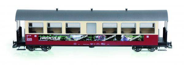 "HSB Personenwagen, 7 Fenster 900-439 ""Harzdrenalin"""