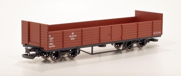 offener Güterwagen HSB ohne Bühne DR 99-03-71