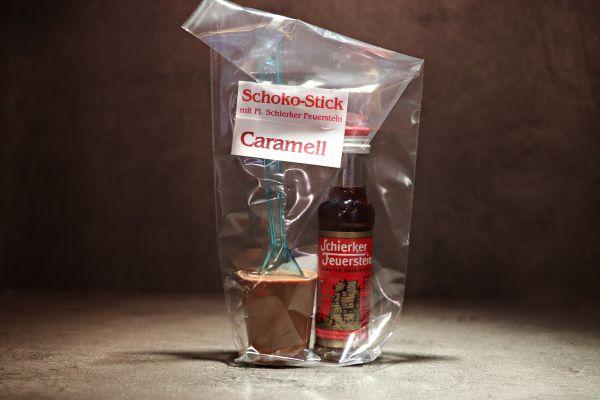 Schokostick Caramell