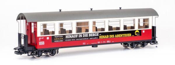 """HSB Personenwagen 900-437 """"Tropfsteinhöhlen Rübeland"""""""