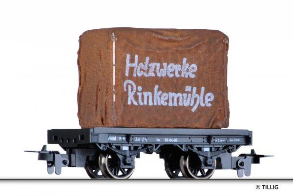 Drehschemelwagen DR