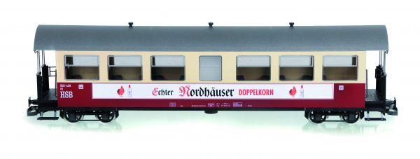 "HSB Personenwagen, 7 Fenster 900-439 ""Nordhäuser Doppelkorn"""