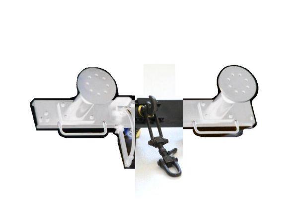 Schraubenkupplung für Spur II Wagen