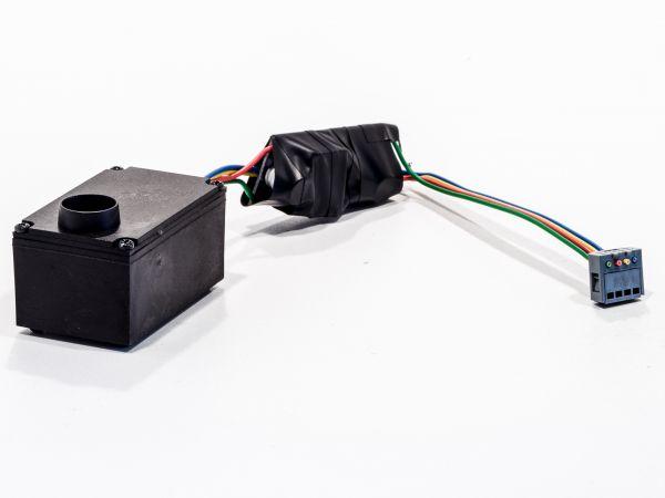 gepulster Dampferzeuger mit Steuerung (geeignet für analogen Betrieb, 1,2A Stromaufnahme)