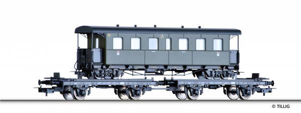 Schmalspurtransportwagenset DRG, Ep.II