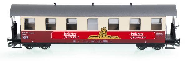 """HSB Personenwagen, 7 Fenster, 900-473 """"Schierker Feuerstein"""""""