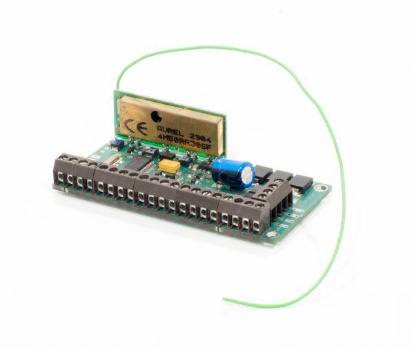 Lokdecoder Funk 433 Mhz, 5A
