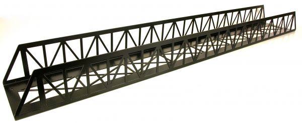 Brücke Stahl, gerade 120cm