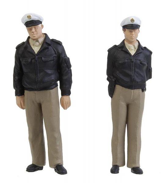 2 Polizisten