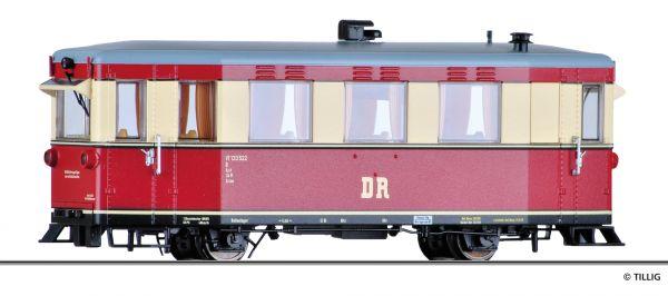 Triebwagen VT 133 522 der DR H0m