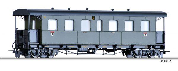 Personenwagen H0m, NWE, Ep.II (BC4i)