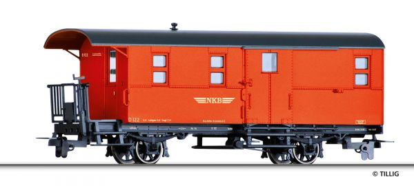 Packwagen KPw, NKB, Ep.III H0m