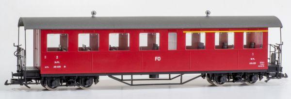FO Personenwagen-Set AB 4125, B 4227, rot