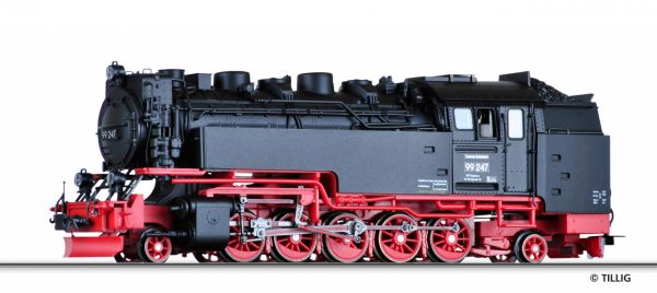 Dampflok 99 247 DR Ep III H0m