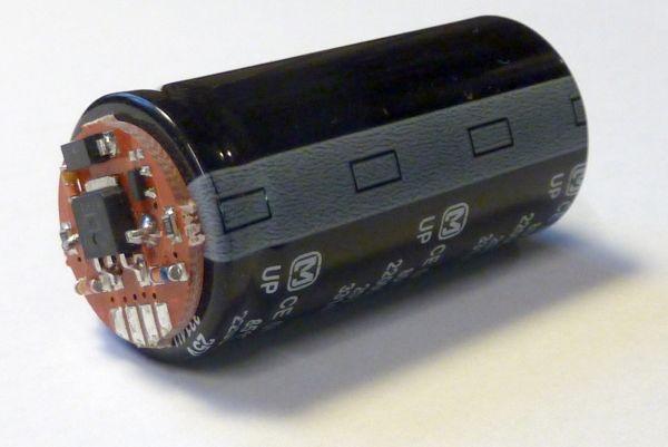 Speicherkondensator