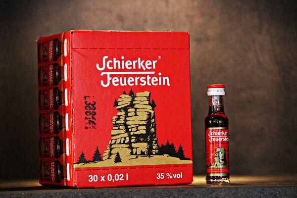 Karton Schierker 0,02l