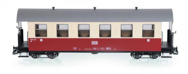 HSB Personenwagen 6 Fenster 900-443