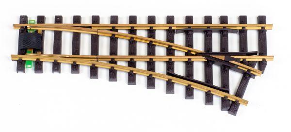 Elektro/DCC-Weiche rechts 90cm