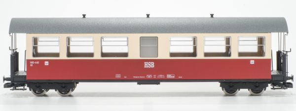 HSB Personenwagen 7 Fenster 900-440