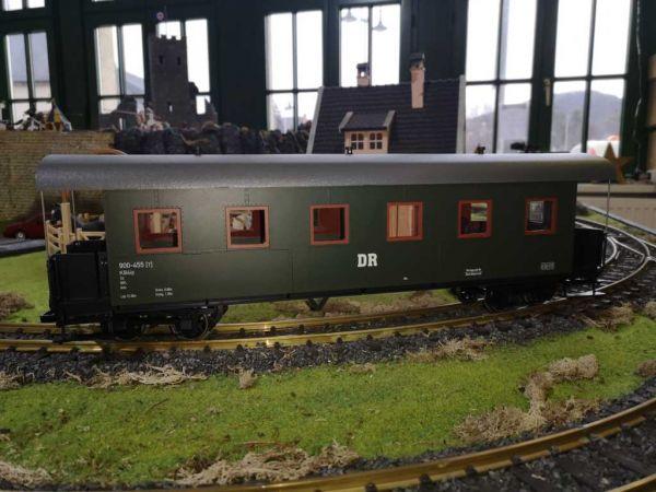 DR Wagen Nr 5 900-455 (T) (als Erw. zu 3040700/3040701)