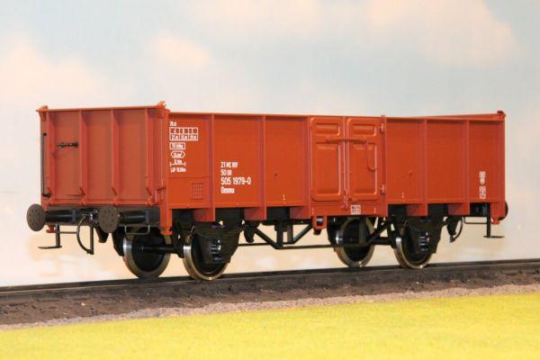 O-Wagen, Ommu 40.0, DR, Spur II