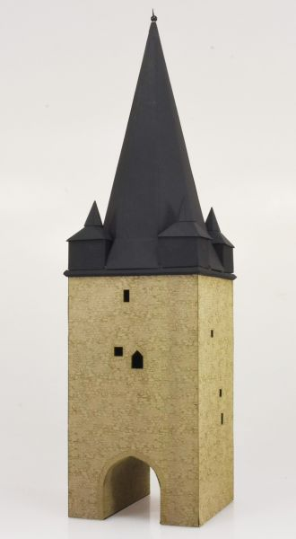 """Stadtturm Wernigerode """"Westerntor"""" H0"""