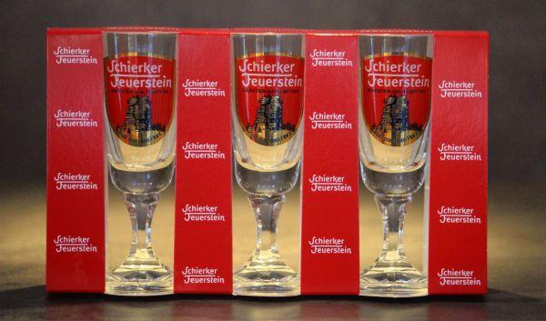 Gläser 3 Set