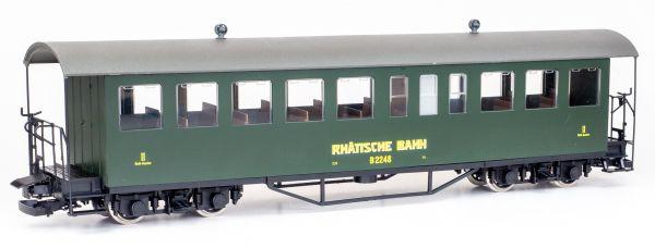 3er Set RhB Personenwagen B 2245-2247, mit Sprengwerk