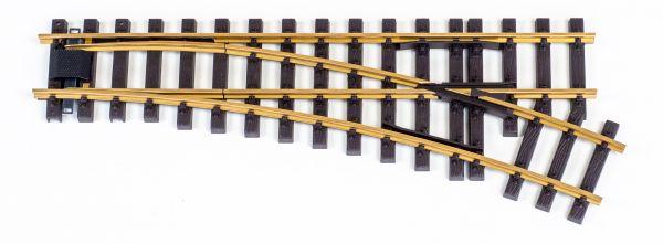 Weiche rechts 120cm , ohne Antrieb