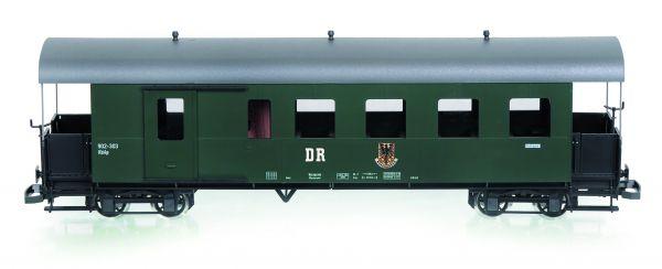 DR Wappenwagen 902-303 KBD4i(T) und DR Wappenwagen 900-458 KB4ip (T)